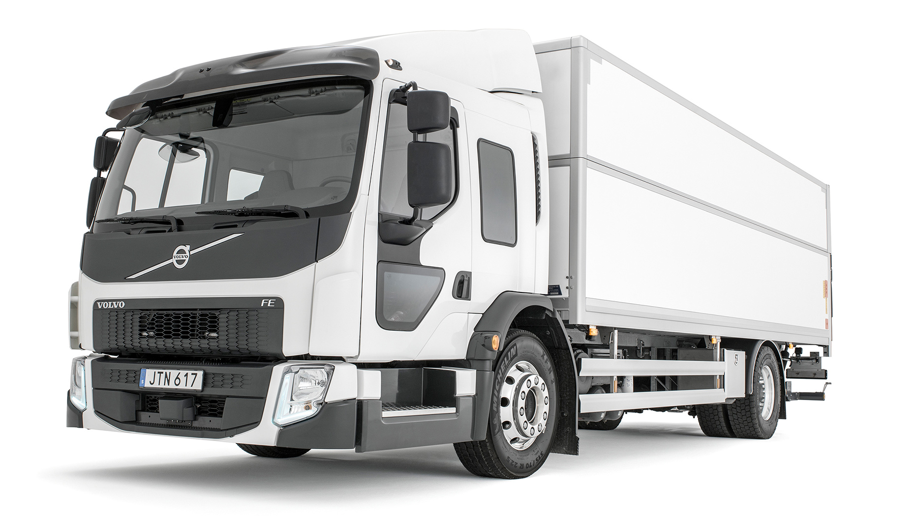 Volvo FE with several new features