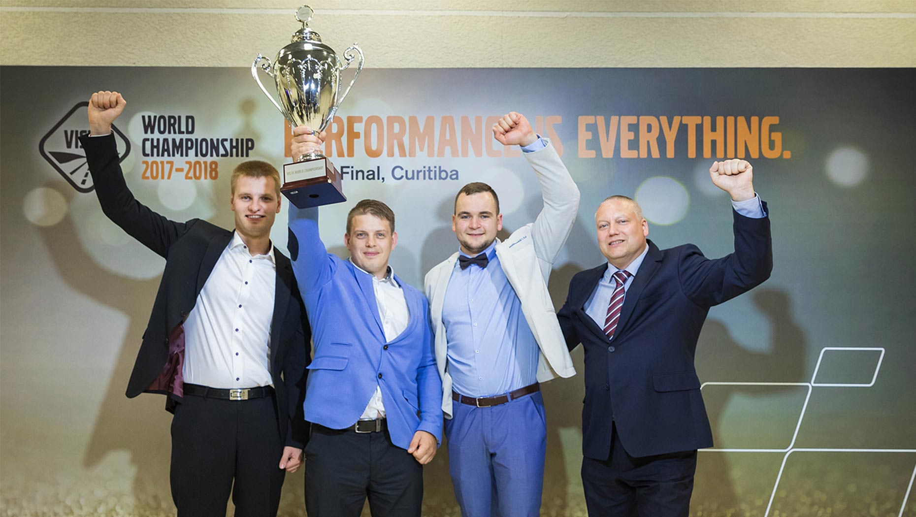 'Viies ratas' from Estonia win vista 2018