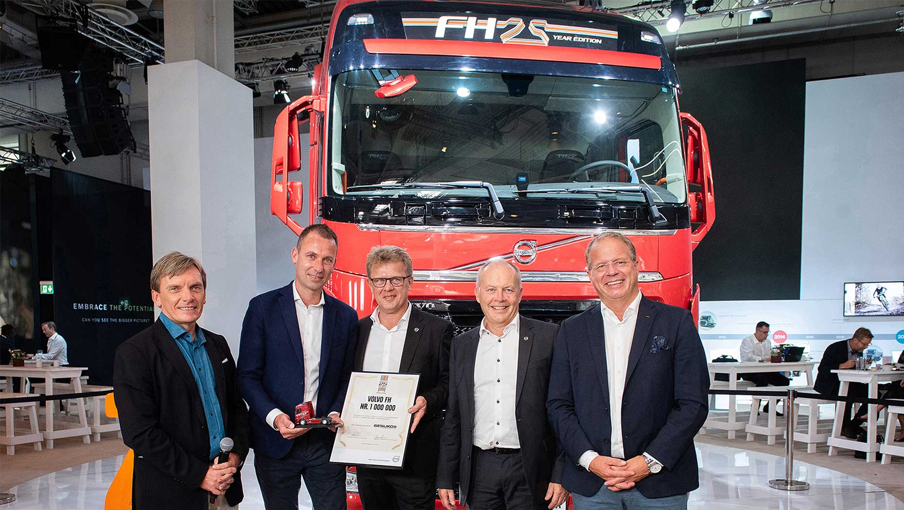 1000000th-Volvo-FH