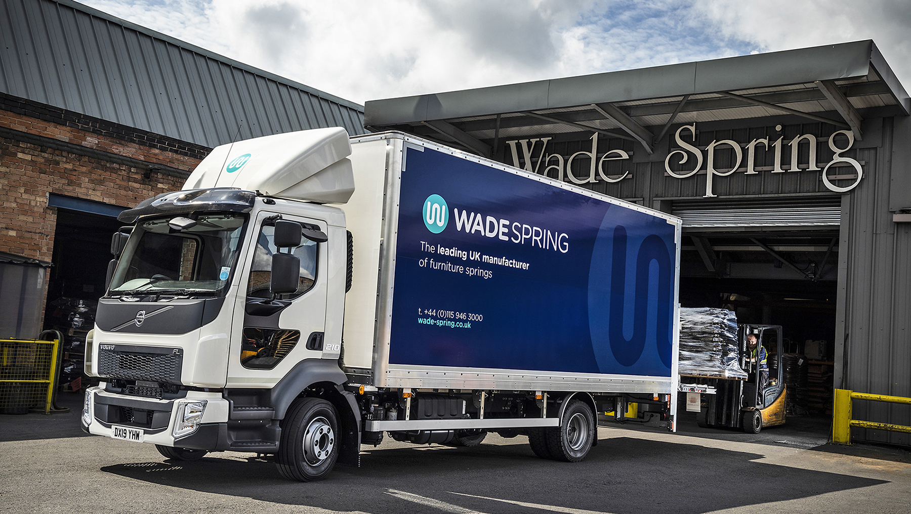 Wade Spring stays in its comfort zone with a new Volvo FL order