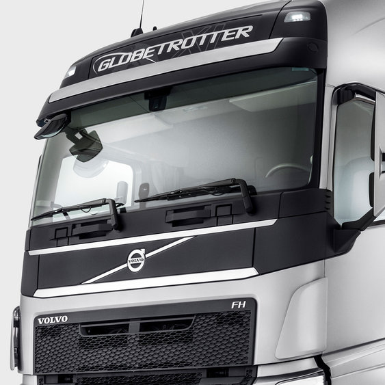 Volvo FH standing height
