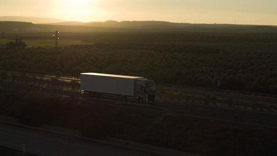 This is Volvo FH with I-Save