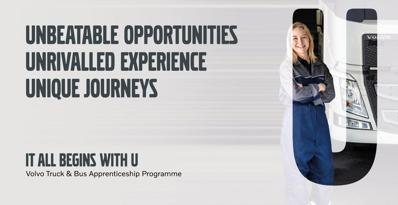 Volvo Trucks Apprenticeship Programme